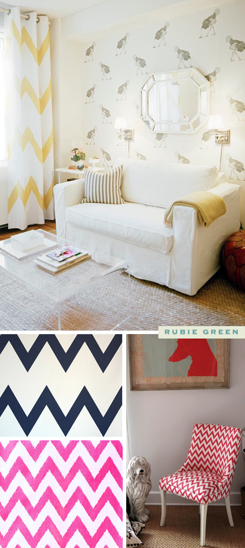 Chevron Pattern Inspiration, the Eco-Friendly Way Thumbnail