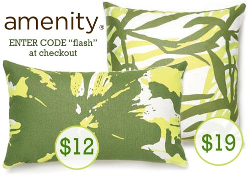 Green Steal of the Week: Amenity Pillows for 85% off Thumbnail