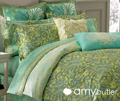 Green Steal: Amy Butler Bedding up to 50% off at Rue La La Thumbnail