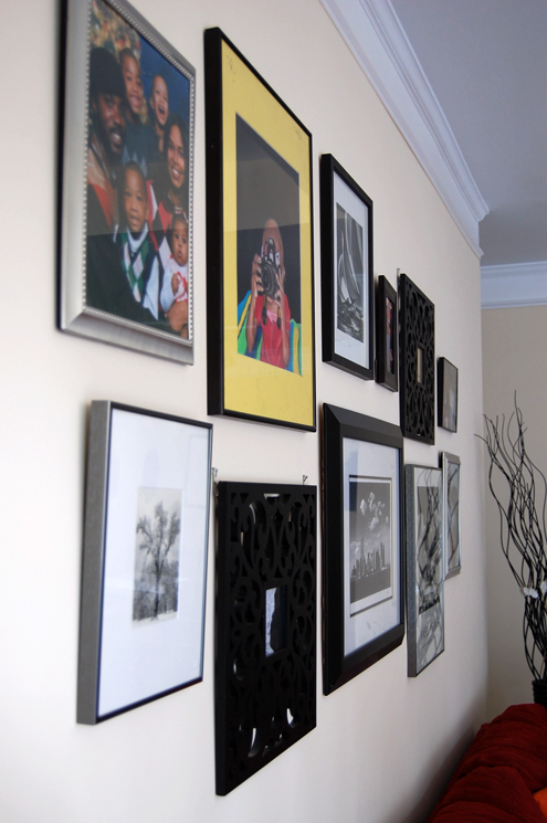 Our Simple, Free Gallery Wall Thumbnail