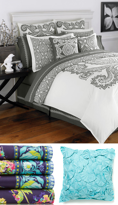 Green Steal Alert: Amy Butler Bedding up to 60% off at Rue La La Thumbnail