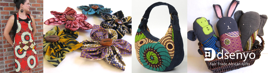 Shop Fair Trade gifts at Dsenyo