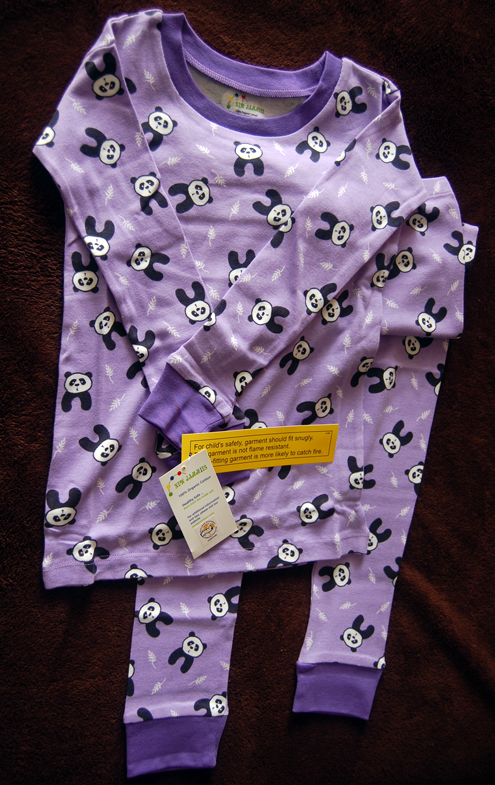 Green Gift Giveaway: New Jammies Organic Kids' Pajamas Thumbnail