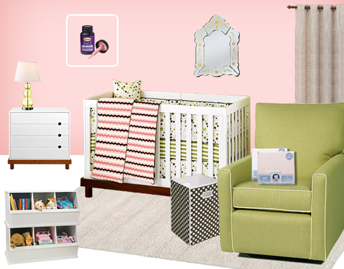 Let Glidden Help You Create Your Dream Nursery Thumbnail