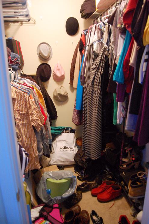 Closet Organization, Eco Style Thumbnail