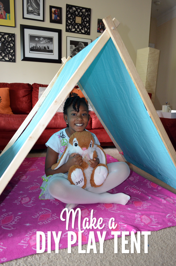 Make a Simple DIY Play Tent Thumbnail