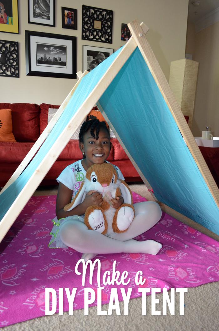 Make a Simple DIY Play Tent Thumbnail