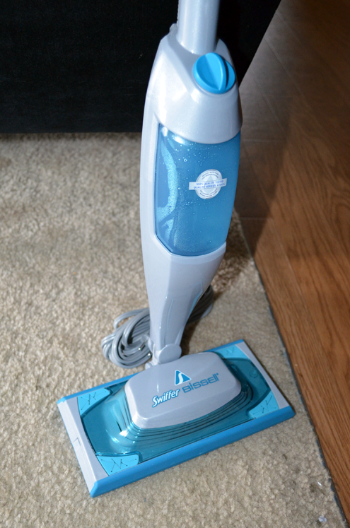 Sparkling Floors with Swiffer SteamBoost Thumbnail