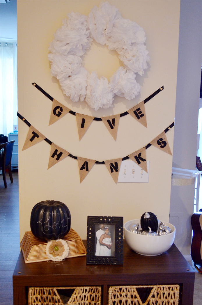Modern Fall Decor Requires a Little Ingenuity (+Tutorials) Thumbnail