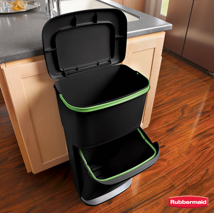 The home depot will help me hide my recycling - Home depot recycling containers ...