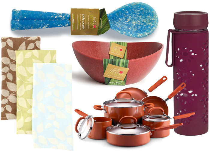 Eco friendly kitchen sale at zulily for Eco friendly kitchen products