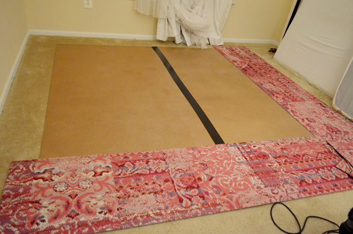 How to Use a FLOR Rug on Top of Carpet Thumbnail