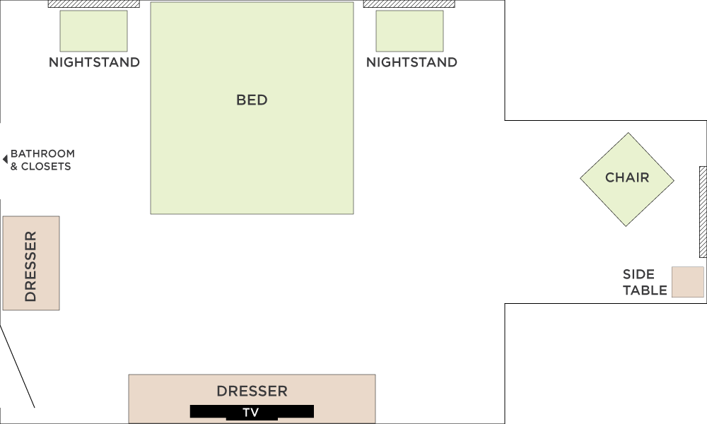 Planning Our Master Bedroom