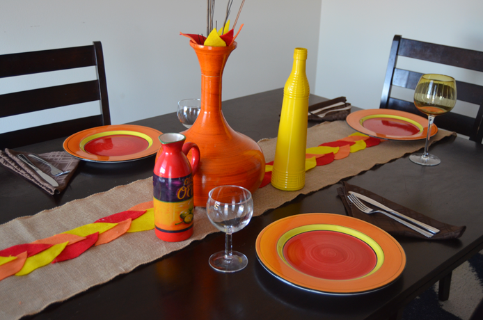 Make a Festive, DIY Table Runner for Thanksgiving Thumbnail