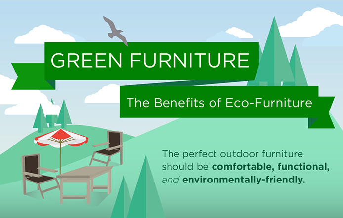 The Benefits of Eco-Friendly Outdoor Furniture Thumbnail