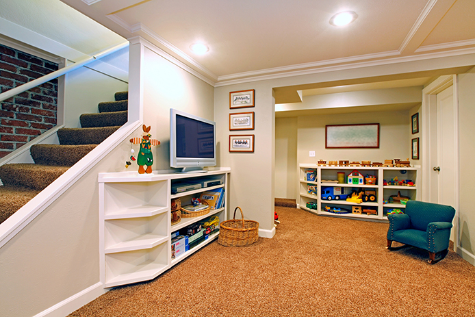 Eco-Friendly Basements: Better Energy Efficiency from the Ground Up Thumbnail