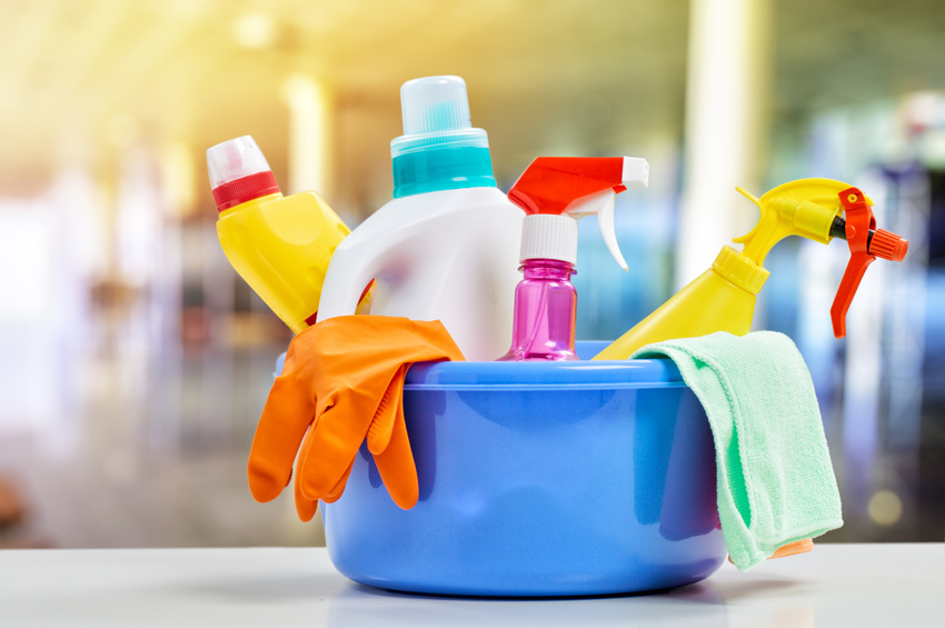 Could Your Home Cleaning Products Be Harming Your Fertility? Thumbnail