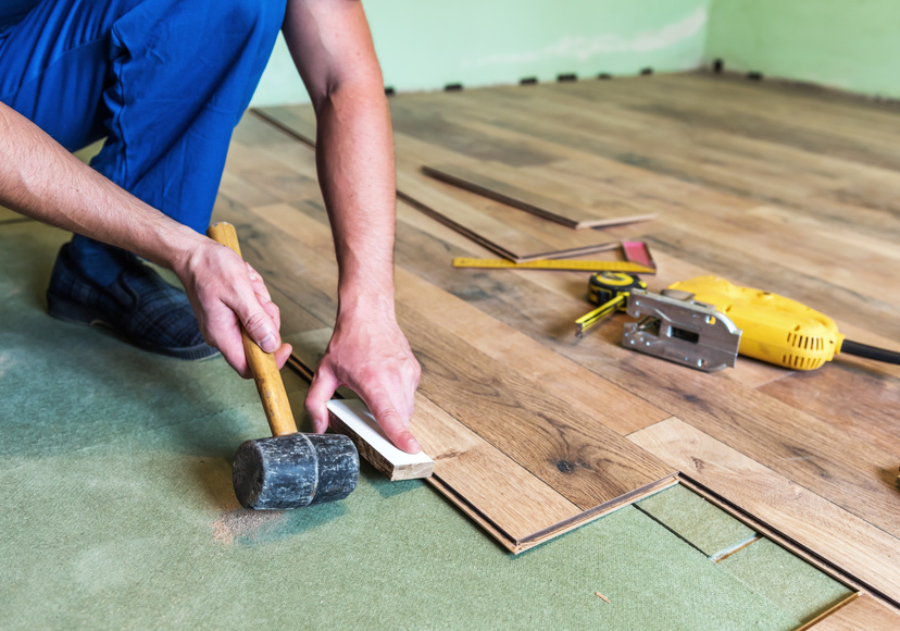 4 Inexpensive Kitchen Flooring Options Thumbnail