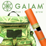 Up to 60% off at Gaiam!