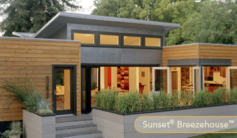 Michelle Kaufmann Designs - Sunset Breezehouse