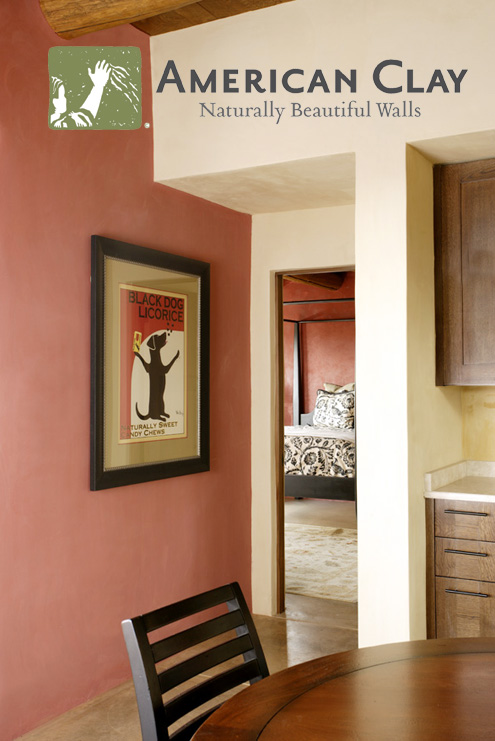 A Great Alternative To Paint American Clay Plaster