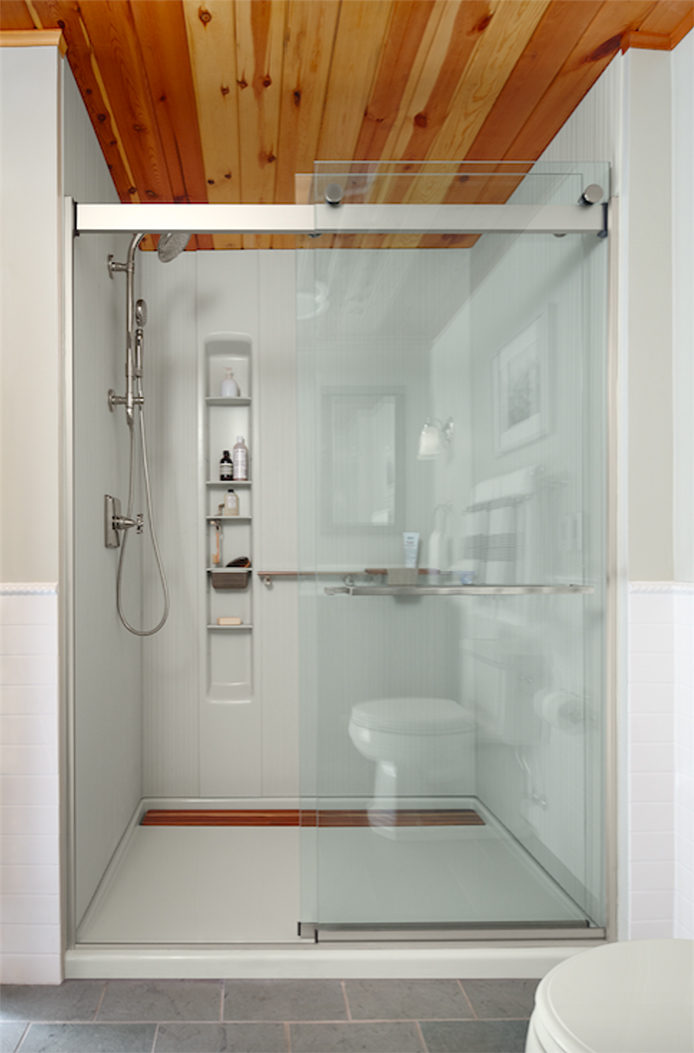Choreograph A Brand New Shower With Kohler