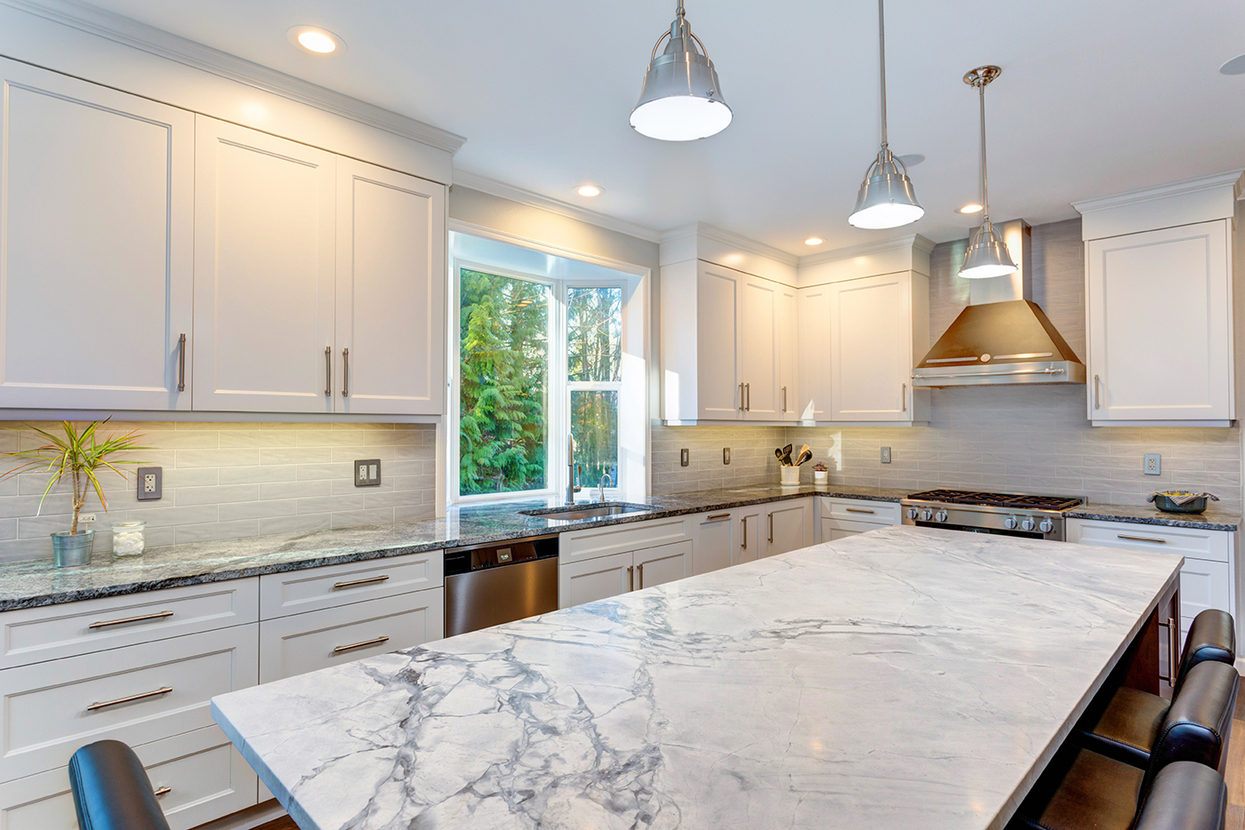 Marble Countertops Trending Again In 2019